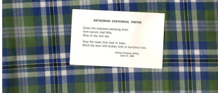 Antigonish Tartan